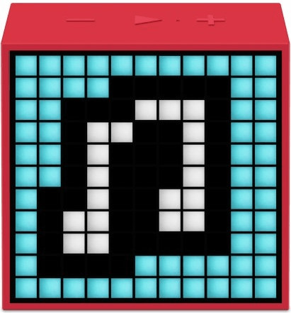 Image of Divoom Timebox-mini red