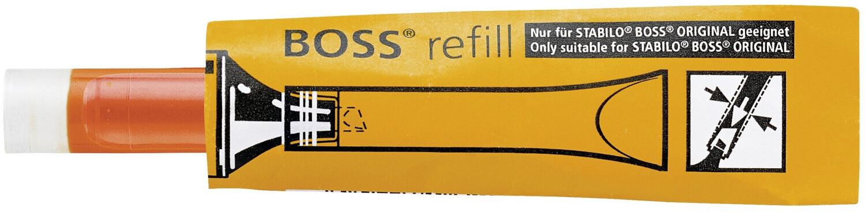 Stabilo Boss Original Refill orange
