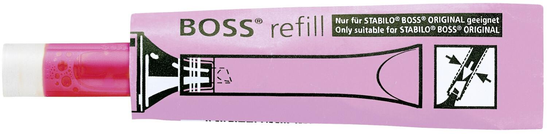 Stabilo Boss Original Refill pink