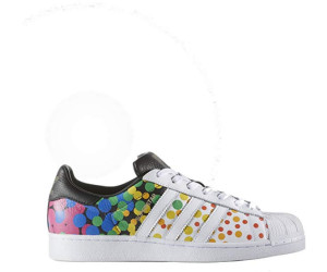 c482a01ddd2d Buy Adidas Superstar Pride Pack Ftwr White Core Black from £112.11 ...