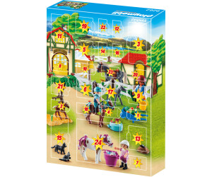 playmobil calendrier de l 39 avent centre questre 9262 au. Black Bedroom Furniture Sets. Home Design Ideas