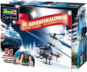 revell control rc adventskalender helikopter 01015 ab 34. Black Bedroom Furniture Sets. Home Design Ideas