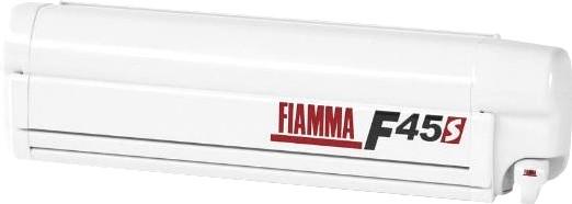 Fiamma F45 S 4 m (Polarweiß, Royal Grey)