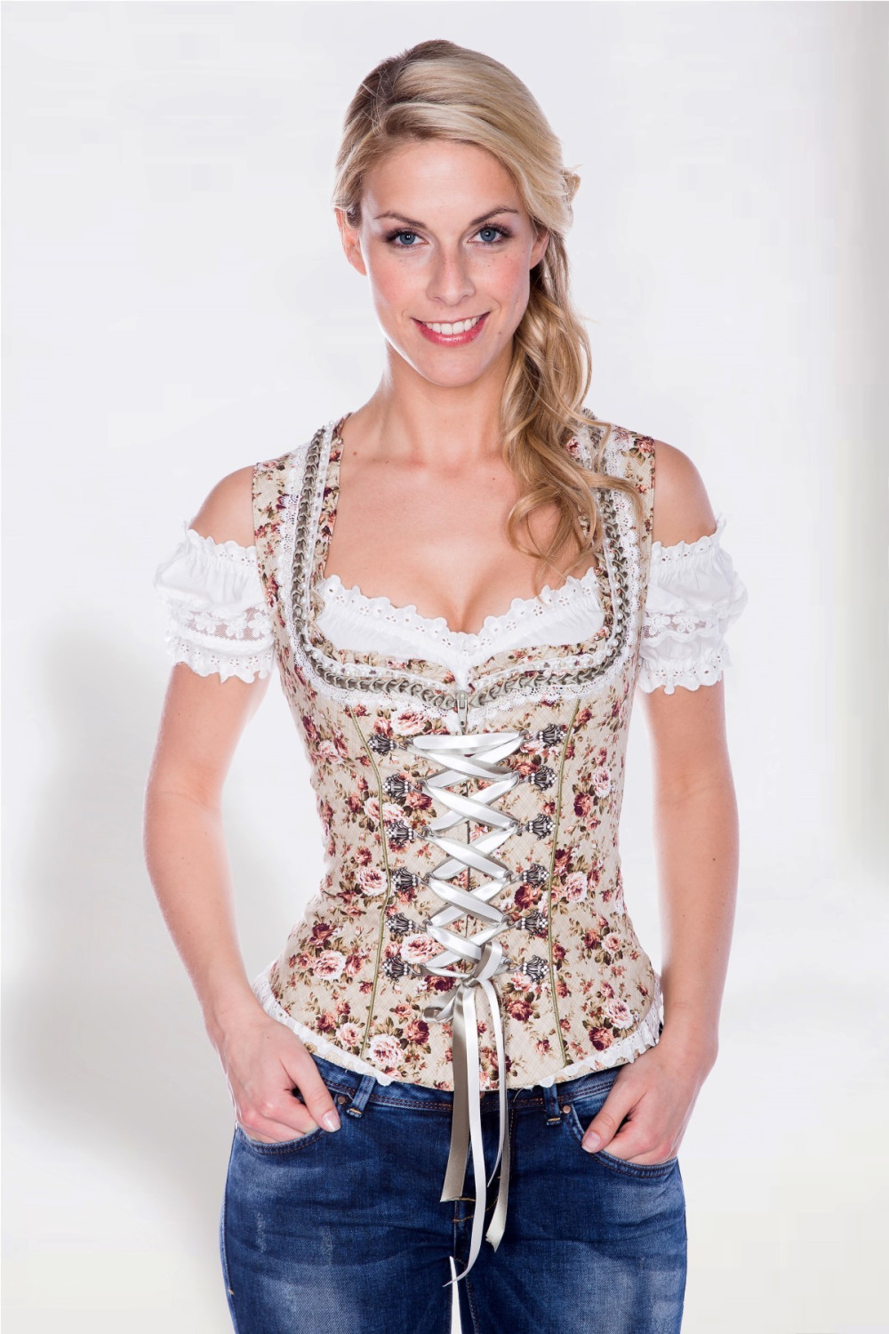 Krüger-Dirndl Natural Flowers (31540-15)