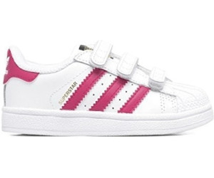 Adidas Superstar CF I whitebold pinkwhite au meilleur prix