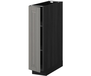 ikea metod unterschrank mit b den 20x60cm ab 67 00 preisvergleich bei. Black Bedroom Furniture Sets. Home Design Ideas