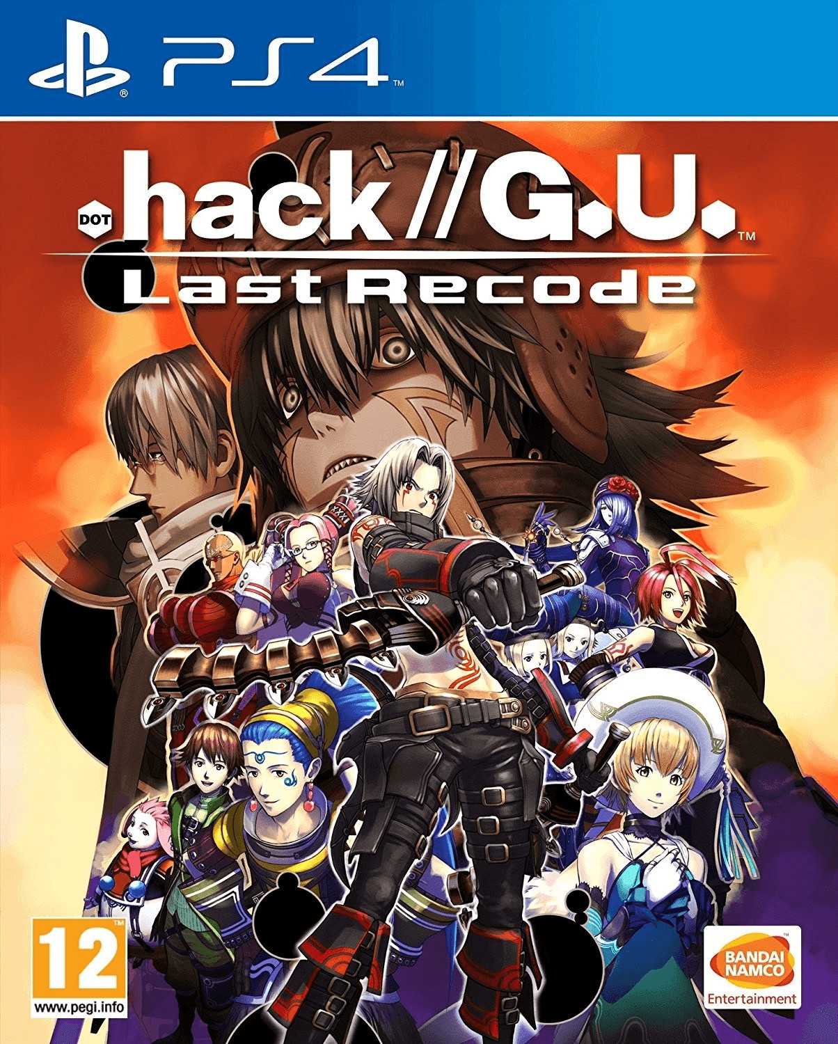 Image of .hack//G.U. Last Recode (PS4)