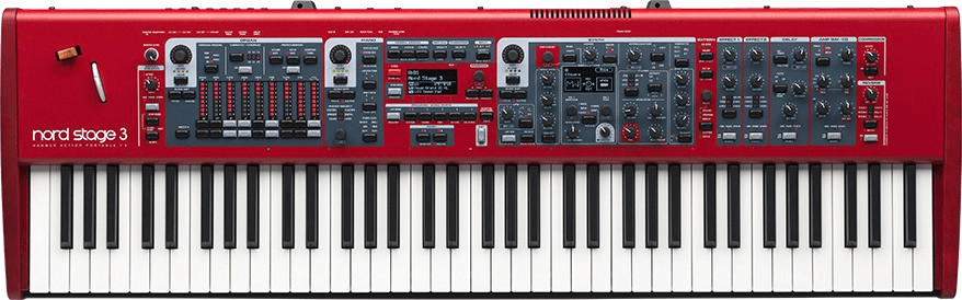 Image of Clavia Nord Stage 3 HP76