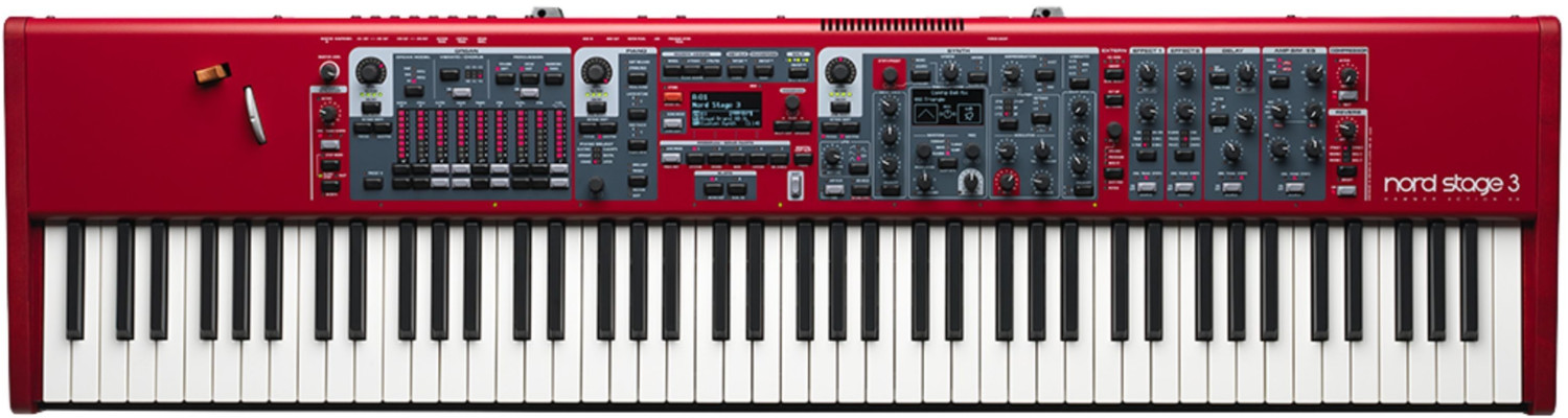 Image of Clavia Nord Stage 3 88
