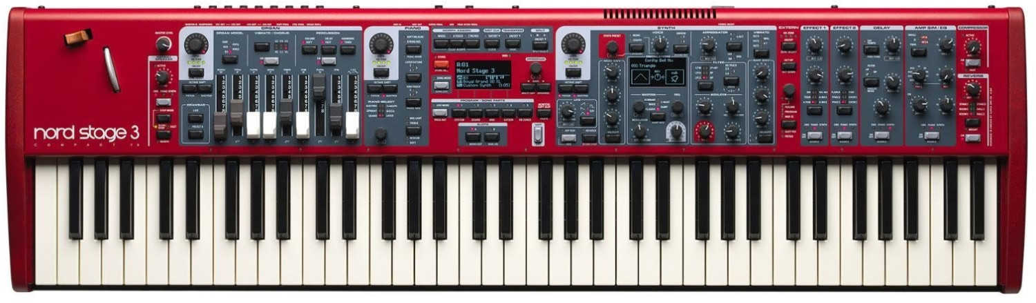 Image of Clavia Nord Stage 3 Compact