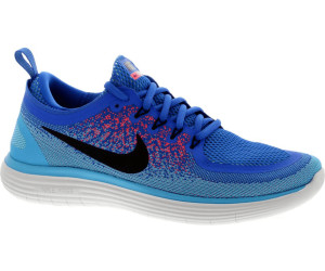 2d425a2cc6ee2 Buy Nike Free RN Distance 2 soar black hot punch polarized blue from ...