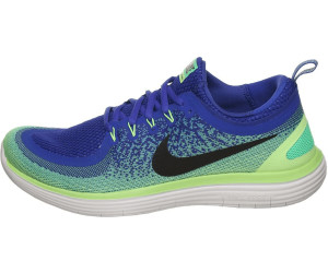 0afd1282a34d2 ... wholesale nike free rn distance 2 paramount blue black electro green  4149b fd975