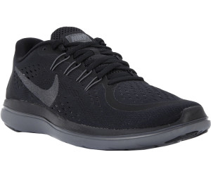 Nike Flex 2017 RN black/anthracite/dark grey/metallic hematite ab ...
