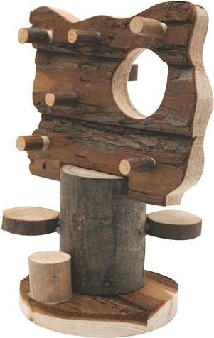Living World TreeHouse Kletterbaum für Kleintie...