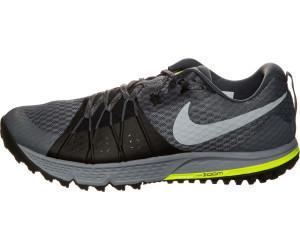 Nike Wild Trail Flash Flash schwarzsilberDunkelgrau