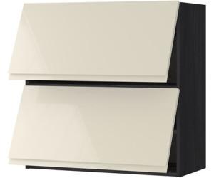 ikea metod wandschrank horizontal mit 2 t ren 80x80cm ab 113 00 preisvergleich bei. Black Bedroom Furniture Sets. Home Design Ideas