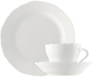 Porzellan Kaffeegedeck Hutschenreuther Maria Theresia Weinlaub H189 3tlg