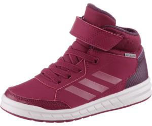 Adidas Altasport Mid Junior mystery ruby/ruby metalic/red night