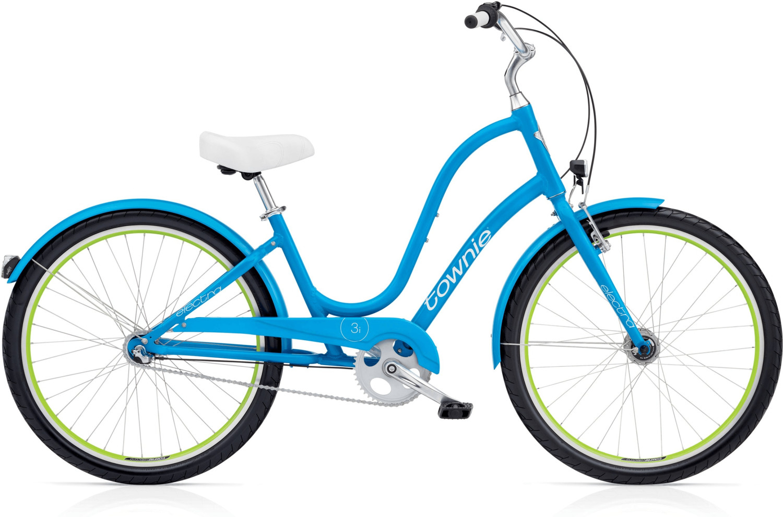 Electra Townie Original 3i EQ (Caribbean Blue)