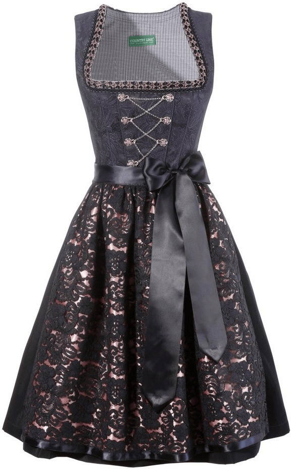 Country Line Dirndl (81697693)