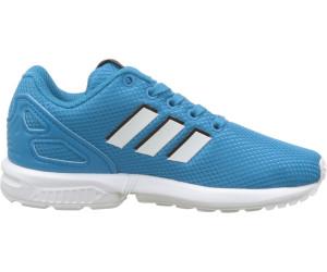 adidas Billig ZX Flux Schuhe (Jungen) Bold AquaFramas