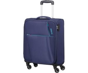 Valise cabine souple American Tourister Joyride 55 cm Nordic Blue bleu m4Le2vQXj