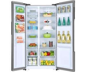 Side By Side Kühlschrank Preis Leistung : Haier hrf ig ab u ac preisvergleich bei idealo