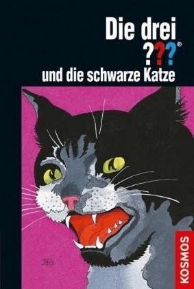 Die drei ??? und die schwarze Katze (drei Frage...