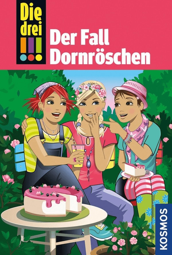 Die drei !!!, 61, Der Fall Dornröschen (Kari Erlhoff)