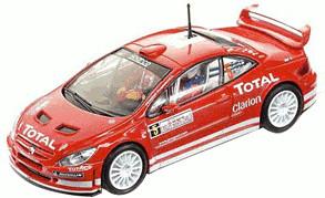 Carrera Evolution Peugeot 307 WRC ´´Rallye Mont...