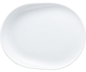 Thomas Ono Weiß Teller oval 26 cm
