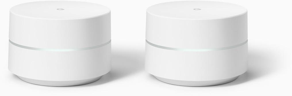 Google Wifi Router Zweierpack