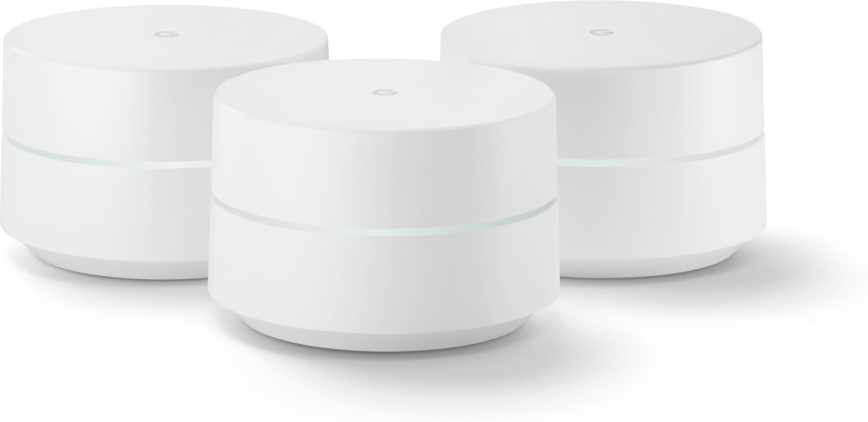 Google Wifi Router Dreierpack