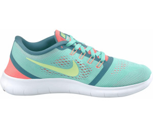 Nike Free RN Women hyper turquoiselava glowsmoky blue