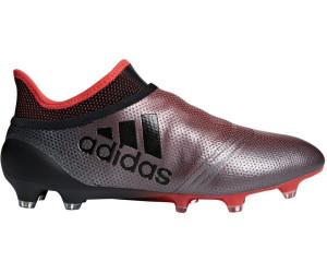 Nouveau Chaussure adidas X 17+ Purespeed FG Noir pas cher