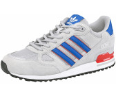 new products 1d9fe ce2d3 Adidas ZX 750 grey two blue core red