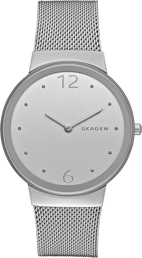 Skagen Freja Steel Mesh Watch (SKW2380P)