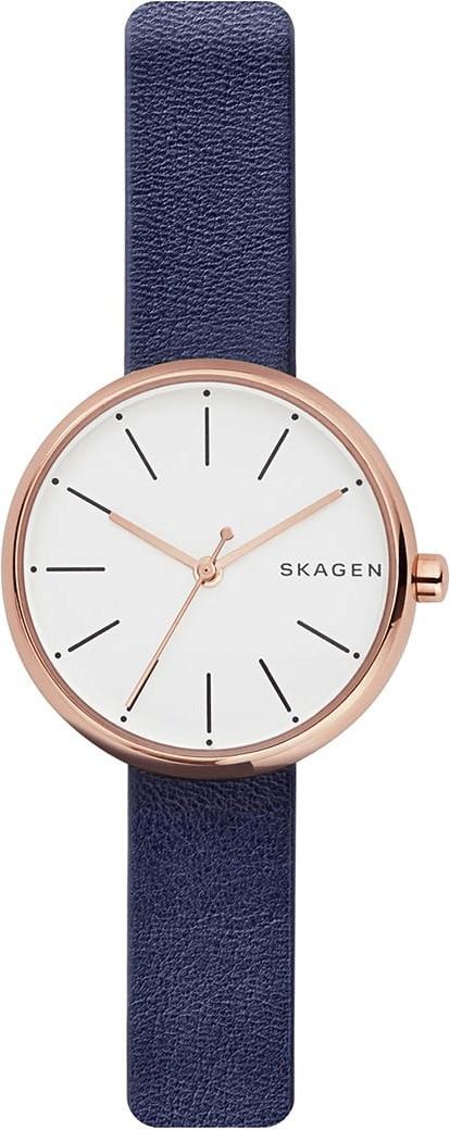 Skagen Signatur Leather Watch (SKW2592)