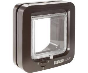 sureflap mikrochip katzenklappe braun ab 61 99 preisvergleich bei. Black Bedroom Furniture Sets. Home Design Ideas