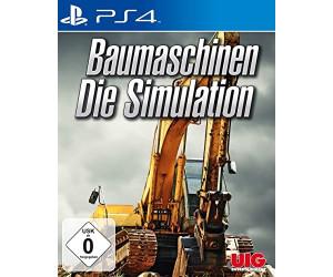 Baumaschinen: Die Simulation (PS4)