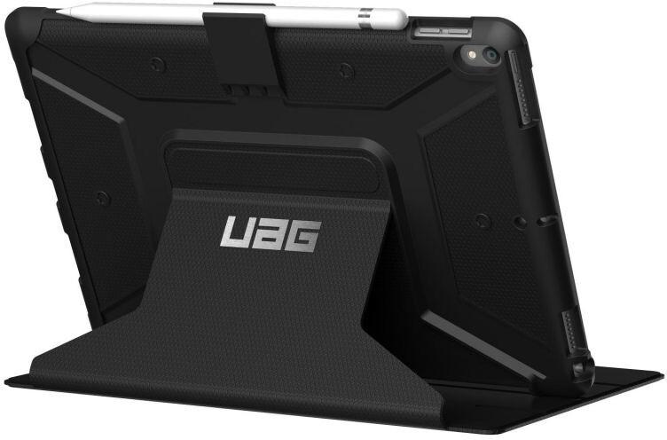 Urban Armor Gear Metropolis iPad Pro 10.5 schwarz (IPDP10.5-E-BK)