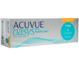 29c137ba87801a Johnson   Johnson Acuvue Oasys 1-Day for Astigmatism (30 Stk.) ab 0 ...