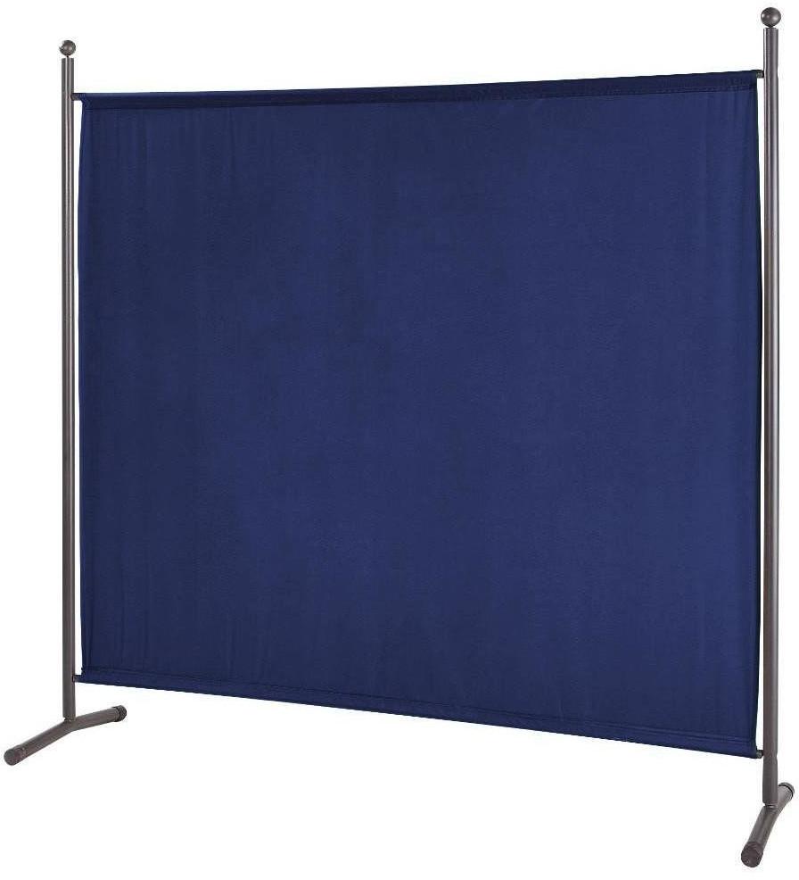 Grasekamp Stellwand 178x178cm Blau