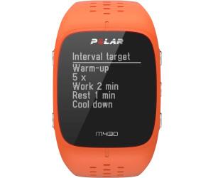 Polar M430 orange a € 159,00 | Miglior prezzo su idealo