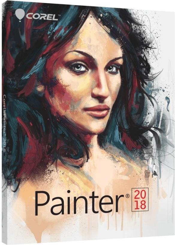 Image of Corel Painter 2018