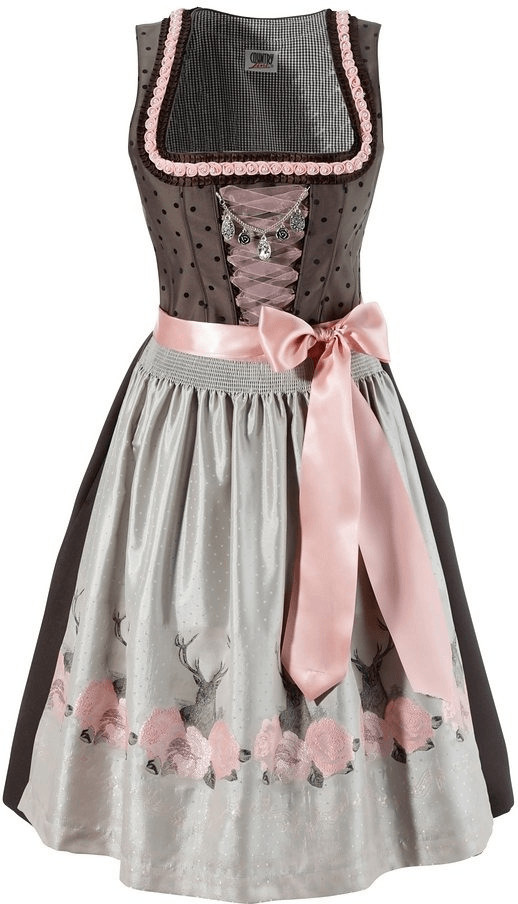 Country Line Dirndl (81697328)