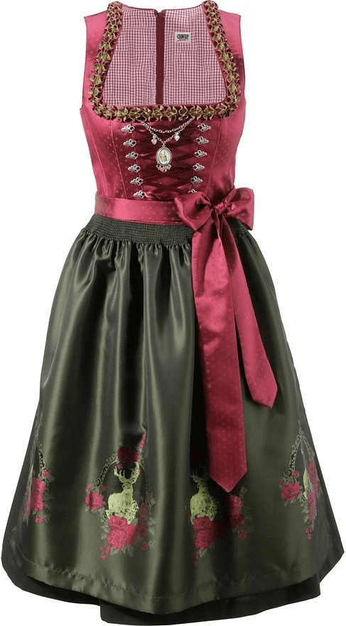Country Line Dirndl (81697771)