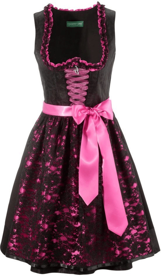 Country Line Dirndl (81697463) pink