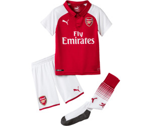 474bac043 Buy Puma Arsenal FC Home Mini-Kit 2017 2018 from £23.00 – Best Deals ...