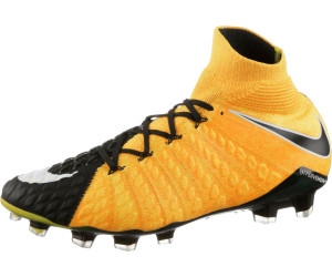 03cc8f021552 Buy Nike Hypervenom Phantom III DF FG laser orange black volt white ...